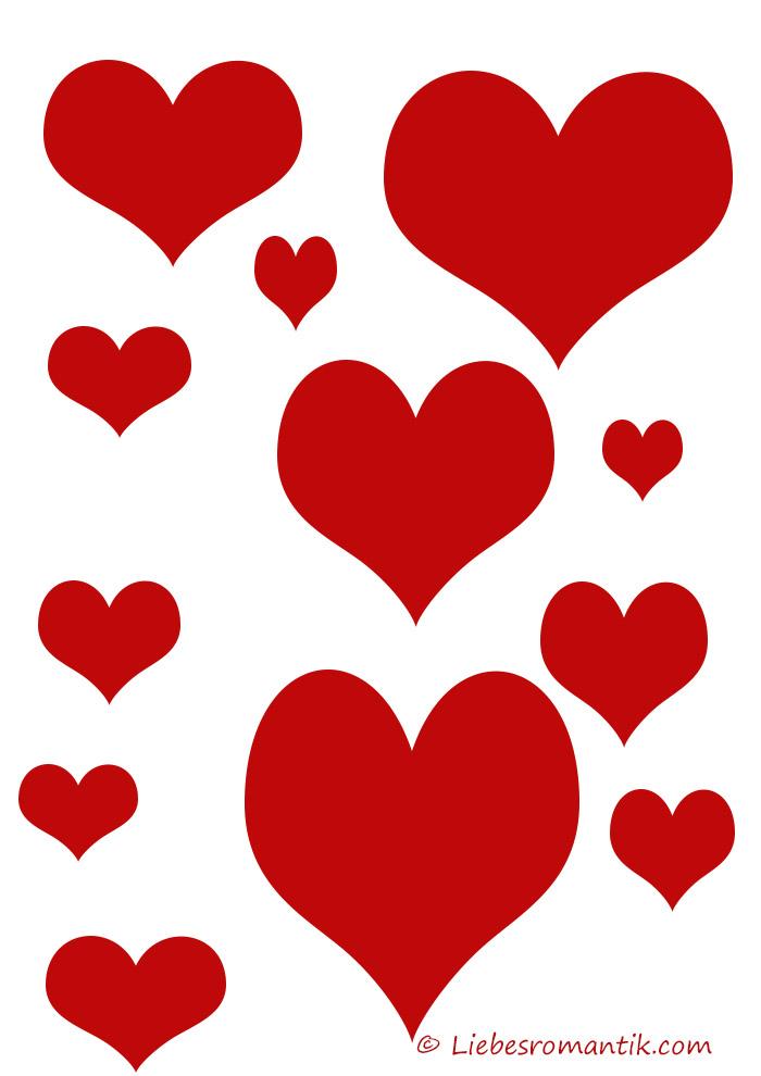 Herzen Bilder Zum Ausdrucken Liebesromantik