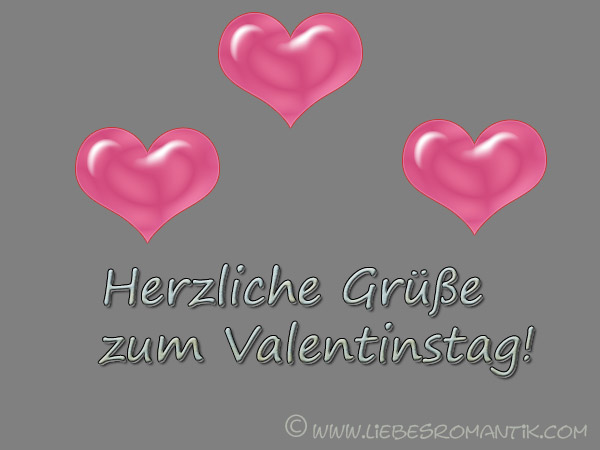 bilder gr e zum valentinstag liebesromantik. Black Bedroom Furniture Sets. Home Design Ideas